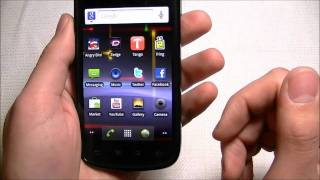 Samsung Nexus S Review Part 1