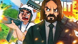 BABA YAGA! THE BOOGEYMAN IS BACK! - Fortnite Battle Royale!