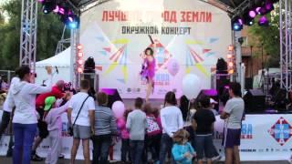 """18 Дарья Харламова, """"Фантазия"""". Щербинка 26/07/2013"""