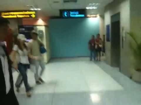 [Fancam] 100806 SNSD@ Phuket Airport [2]