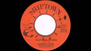 Barbara Stant - That Man of Mine
