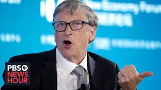 Bill Gates on tacĸling climate change and the ongoing pandemic response