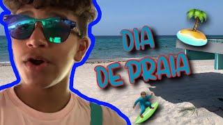 Baixar DIA DE PRAIA | HOLLYWOOD FLORIDA | NICK LOPES