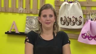 Porta talher de Juta Tatiana de Freitas e Vanessa Fernandes