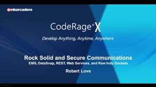 #23 - Rock Solid and Secure Communications for EMS, DataSnap, REST and Web Services