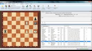 ChessBase 12 Similar endgames etc
