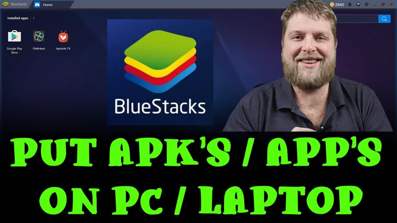 How To Put Apk's / App's Onto A Pc / Laptop  #Smartphone #Android