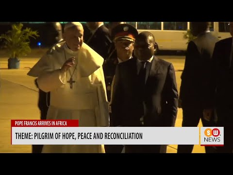 Pope Francis arrives in Mozambique with a message of peace and reconciliation | SW.News | 50