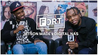Jetsonmade and Digital Nas talk Justin Bieber, 'Menace II Society,' and more