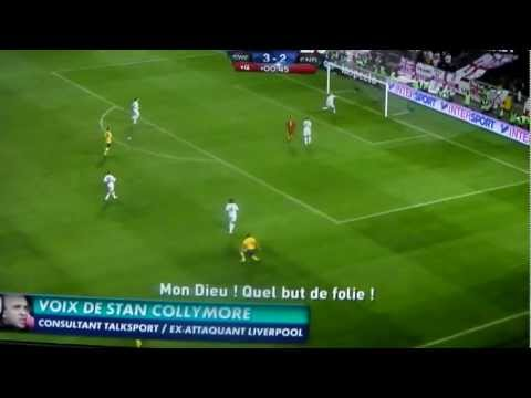 BUT De Zlatan Ibrahimovic Suède-Angleterre 4-2 . Incroyable ZLatAn Avec Sous Titre En Francais ...