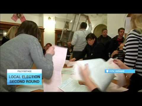 Ukraine second round local election: Poroshenko, Klitschko face test of support
