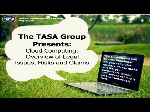 Cloud Computing: Overview of Legal Issues, Risks and Claims