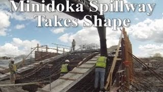 Century Old Minidoka Dam Gets a Facelift
