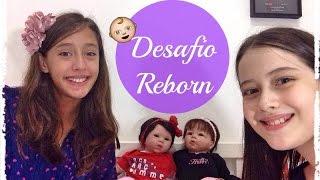 Desafio Reborn Sophia X Julia (Allie e Valentina) Julia Silva