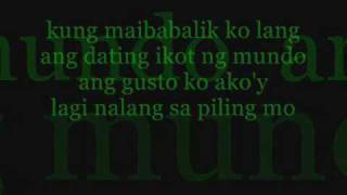 Kung Maibabalik Ko Lang - Gagong Rapper with Lyrics (rap)