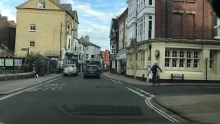 A149 - King's Lynn to Great Yarmouth via Cromer and the Norfolk Coast - Entire length time lapse