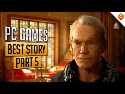 Top 10 PC Games With The Best Story | Part 5