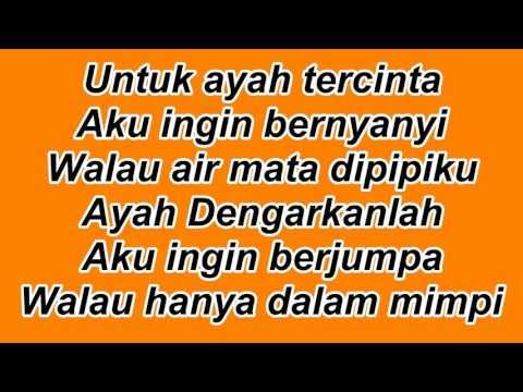 Peterpan Ayah (lirik)