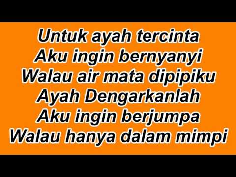 Free Download Peterpan Ayah (lirik) Mp3 dan Mp4