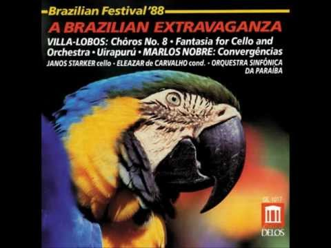 Villa-Lobos - Fantasia for Cello and Orchestra