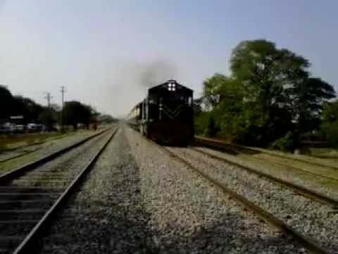 Pakistan Railways (Awam Express)