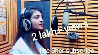 #Mahobbatt ka gam hai#Kisi se tum pyar karo#new variyesion femal song