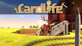 Cardlife #07 | Eisen und Hirsch | Gameplay German Deutsch thumbnail
