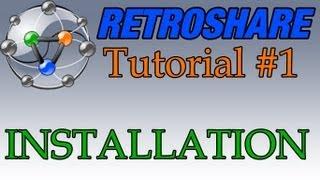Retroshare Tutorial #1: Retroshare installieren