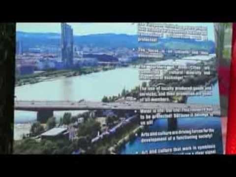 Culture For Waterfronts project - the River//Cities Platform