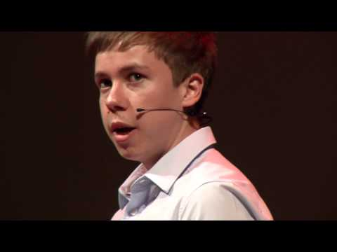 Alzheimer and memory palaces: Kasper Bormans at TEDxLeuven