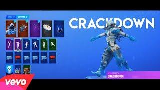 Fortnite - Crackdown Trap Remix (Prod. By BomBino)