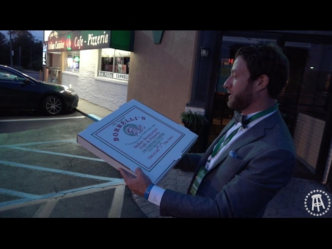 Barstool Pizza Review - Borrelli's