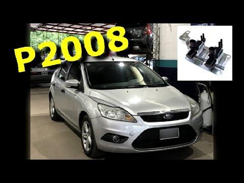 SOLUCION!!! Ford Focus P2008 ✔✔✔
