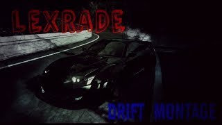Lexrade Drift Montage /Asetto Corsa 1080P 60FPS