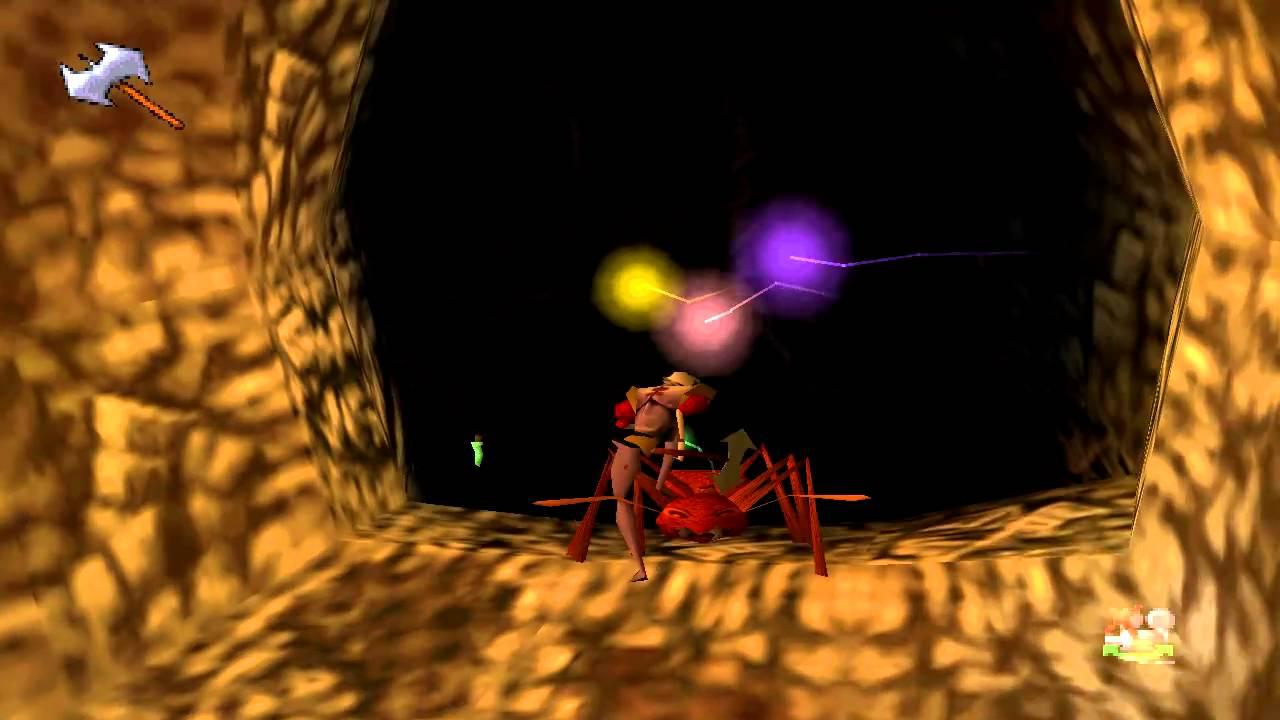 Medievil ita hd le caverne delle formiche youtube for Debellare formiche