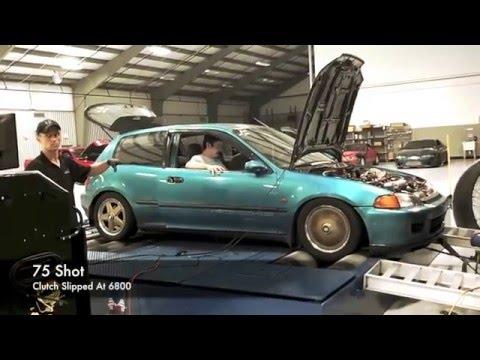 Ultimate Honda DOHC VTEC crossover compilation