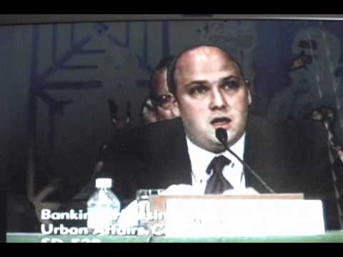 Highlights From The Testimony of Adam J. Levintin Before the Senate Banking, Housing Committee