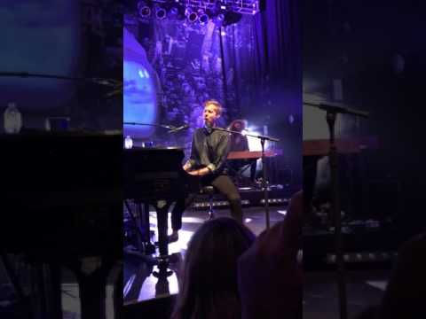 2017 May 12 - Andrew McMahon Cecilia and the satellite