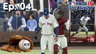 MLB 15 The Show (PS4) Road To The Show SP Ep. 4 | Frustration
