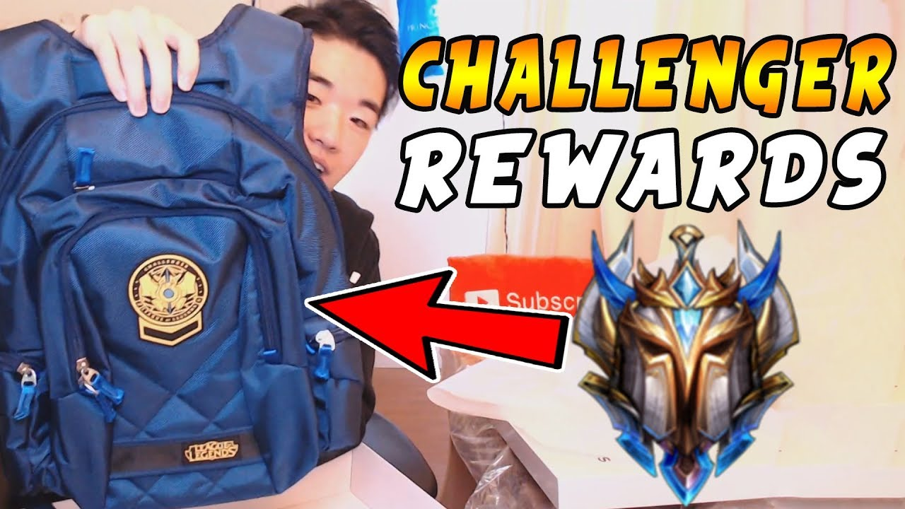 Champions League of Legends Official Backpack