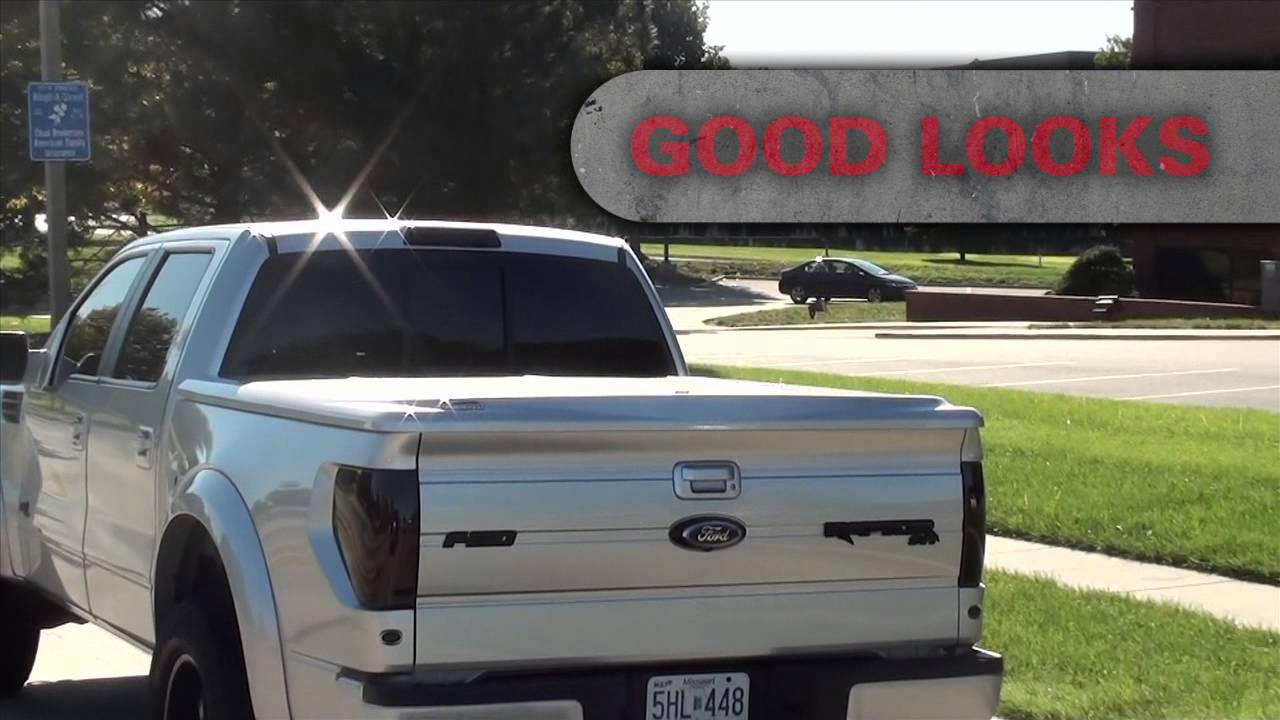 Gmc Sierra Bed Cover >> UnderCover LUX Painted Truck Bed Covers - Fast Facts - YouTube