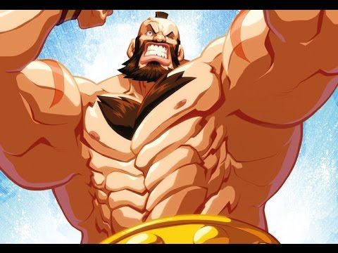 Street Fighter: Zangief's Theme History