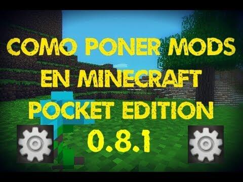 Minecraft - Pocket Edition MOD  [Unlock all Skins
