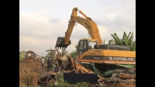 Bururu residents blame Governor Mike Sonko over the ongoing demolition exercise.
