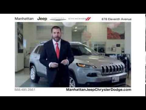 Elegant Manhattan Jeep Chrysler Dodge Big Finish For 2013 Deals
