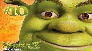 Shrek 2 The Video Game прохождение - Серия 10 [Финал]