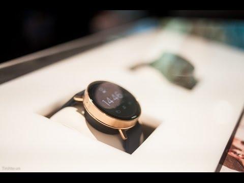 Tinhte.vn | Misfit Vapor: Smartwatch đầu Tiên Có Cảm ứng, GPS Tích Hợp | CES 2017