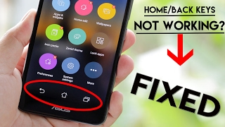 Home Button/Back Button Not Working | Easy Fix | NO ROOT REQUIRED