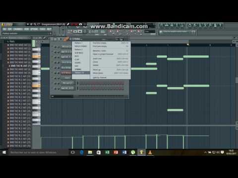 Bone Thug N Harmony Ft Akon - I Tried Tuto Instrumental