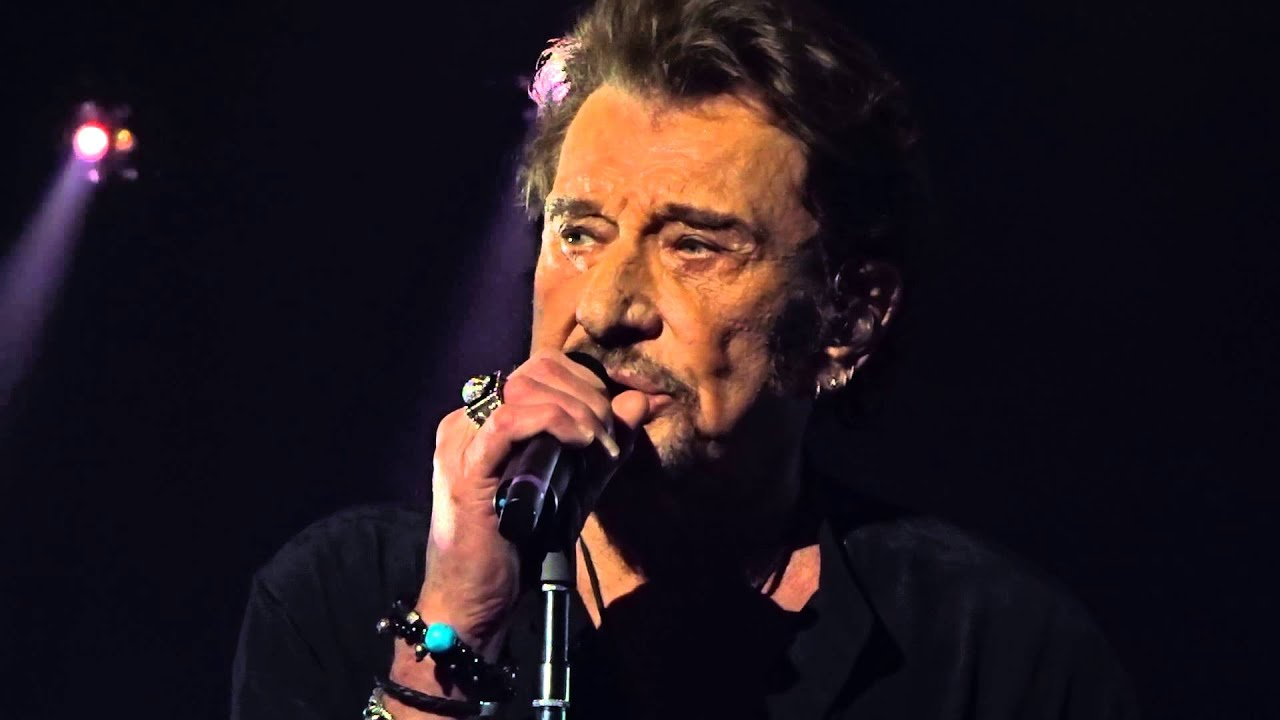 Johnny hallyday le p nitencier arena de gen ve le 4 - Housse de couette johnny hallyday ...